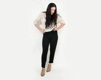 Jogger Trouser Pant • Slip On Lightweight Stretch Bottoms • Loose Legging Pants • Loft 415 Clothing (No. 31)