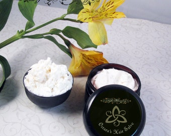 Ostara's Hair Salve - Leave in Conditioner and Deep Treatment  2oz