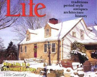Early American Life Magazine - December 2010