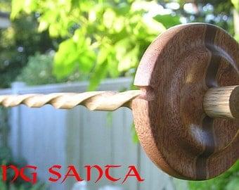 Viking Santa Drop Spindle LG ( EDS.0657)