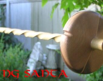 Viking Santa Drop Spindle LG ( EDS.0661)
