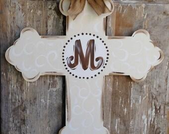 Easter Cross Door Decor, Easter, Seasonal Door Decor, Resurrection, personalized, Door Art, Door Decor