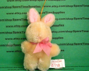 "Darice - 1604-80 - Stuffed Bunny - approx 3 1/2"" - beige - 1 pc"
