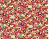 LAST 30 Inches - Avant Garden - Cherry - From Moda - 16126 12 - 5.75 Dollars