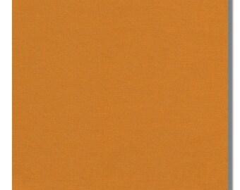 AMBER - Kona Cotton Fabric, By the Yard, K001-1479