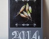 Farmers Market 2014 Calendar