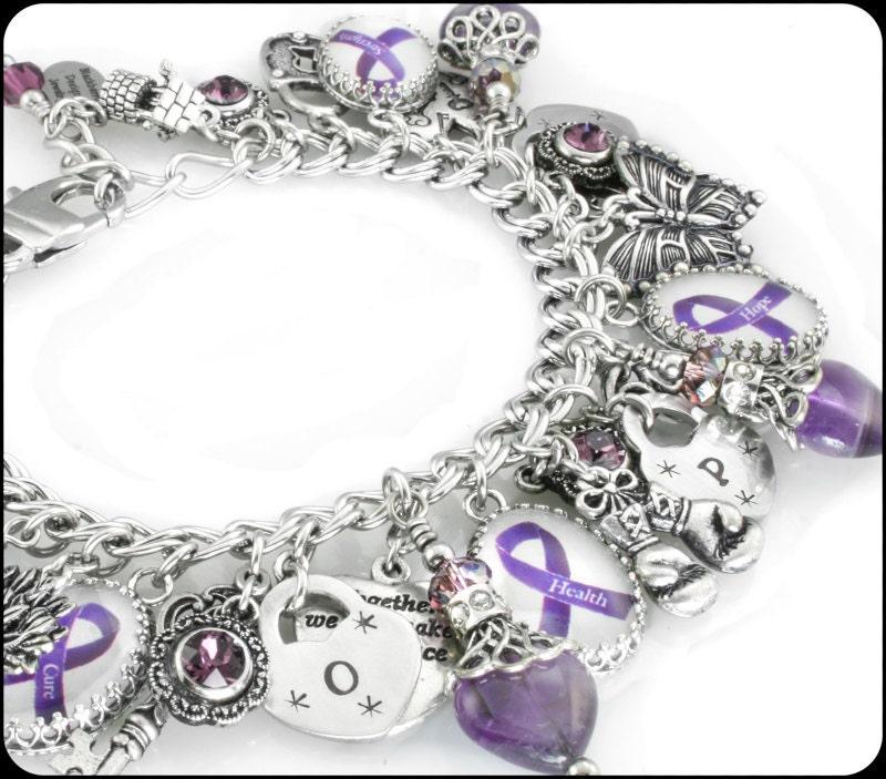 Lupus Bracelet Fibromyalgia Jewelry Epilepsy By