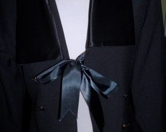 What a FUNKY Take on a Tuxedo Jacket that's Uniquely - Fit for a FASHIONISTA
