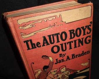 1909 Auto Boys Outing