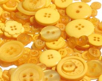 Lemon Yellow - Button Selection