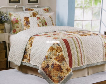 Popular items for quilt bedding on Etsy