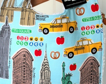 Baby Bib...The Big Apple