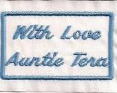 Custom labels for Tera