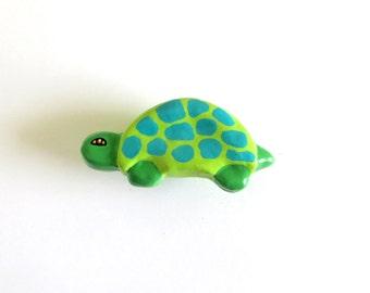 Turtle Drawer Knob