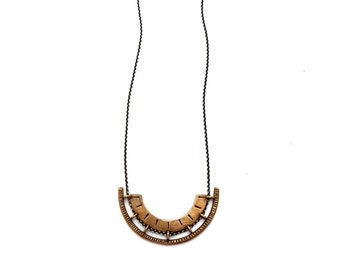 Small Path Necklace