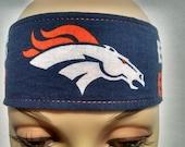 Broncos Headband