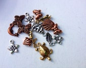 Tierra Cast Beads and Charms  - Made in the USA - Pewter