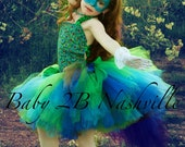 Peacock Costume Tutu Set ...