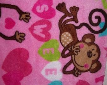 Monkeying Around Ultra Cuddle Blanket