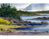 Original Watercolor 86