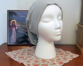 Dove Grey Modest Snood