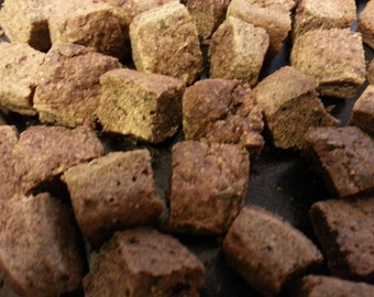 Dehydrated Liver Bites-Home Baked All Natural- No Preservatives