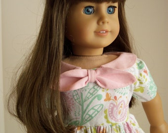 Dress for American Girl Doll-18 inch