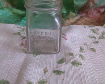 Physigian's Sample Bottle