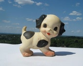The Poky Little Puppy Rubber Squeaky Toy Made by The Sun Rubber Company for Ruth E Newton - C. 1950s