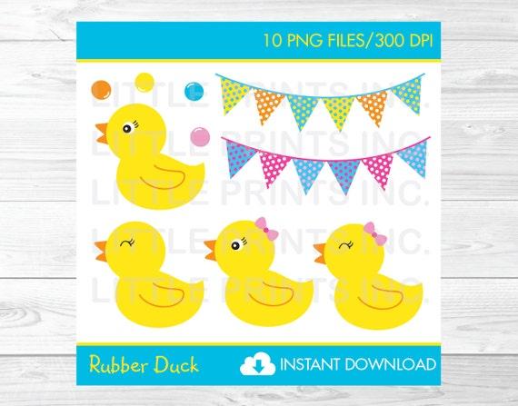 Cute Rubber Duck Clipart Rubber Duck Baby Shower