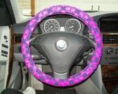 Designer Inspired Steering Wheel Cover