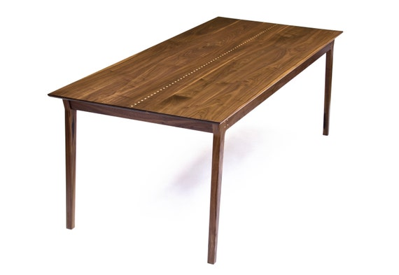 Items Similar To Paxson Dining Table Solid Black Walnut