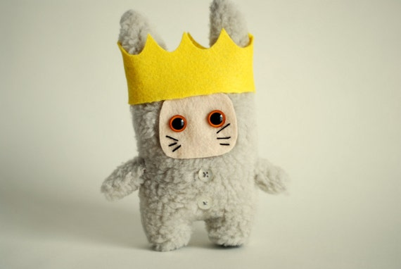 Where The Wild Things Are Max Fur.12cm.
