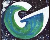 Alphabet- Letter G