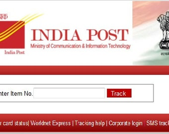 India Speed Post