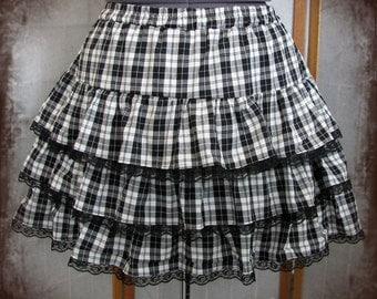 Panku-rori lolita skirt