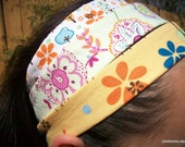 I Promise to Keep the Trees in Spring Headband Wardrobe Set of Three