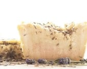 Handcrafted Lavender Soap Bar