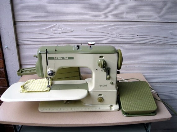 bernina 530 sewing machine