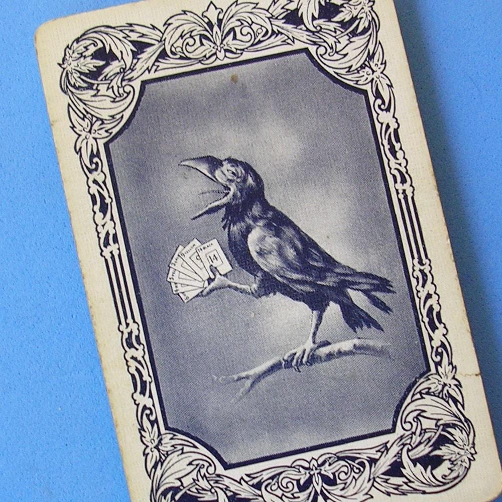 Vintage Rook Cards Vintage Playing Cards 11 Vintage Rook Cards