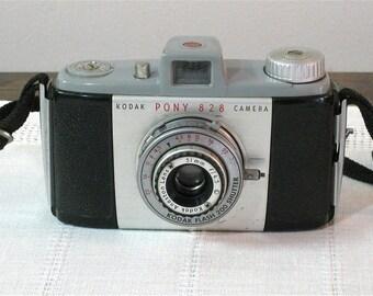 Vintage Kodak Pony 828 Camera 1949-1959