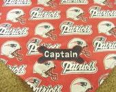 Personalized  New England Patriots  NFL Football Dog Cat  Bandana Scarve Scarf