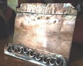 Copper Business Card Holder