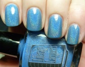Love You Forever Full Size Holographic Nail Lacquer : Community Collection