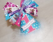 NEW Frozen Party Hat - Anna, Elsa, Turquoise Dot, Purple, and Hot Pink - Frozen Birthday Party