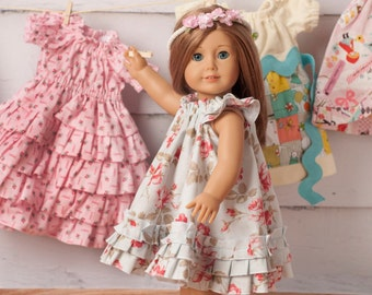 Dolly Swing Dress PDF Pattern