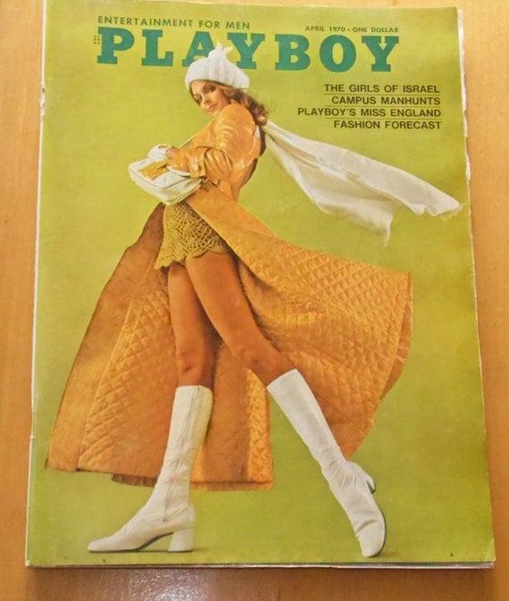 Vintage Playboy Magazine May 1974 Ft. Marsha Kay