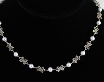 Freshwater Pearl Necklace. 177190490