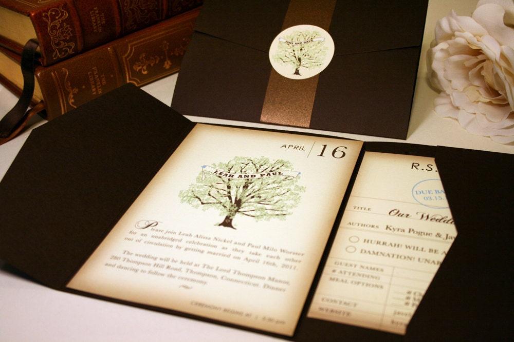 zoom - Book Wedding Invitations