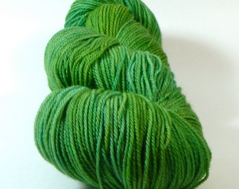 CLEARANCE - Scrumpet Merino/Cashmere/Nylon Sock Yarn - Viridalis